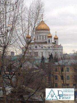 Офис 517 кв.м. вид на Храм Христа Спасителя, 2 минуты м. Боровицкая