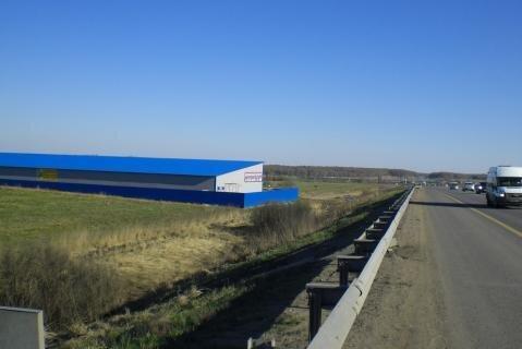 Пром. участок 4,16 Га в 48 км по Симферопольскому шоссе