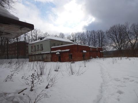 2-х эт. здание 544 кв.м. на уч. 46-соток г.Краснозаводск Москов