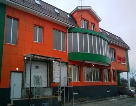 Торгово-офисное здание 1335 м2 с сетевым арендатором в Люберецком р-не