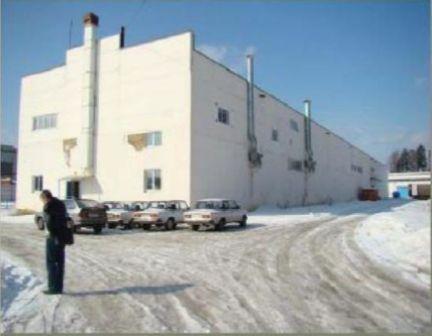 Произ.-склад. комплекс 2 600 м2 в Истре