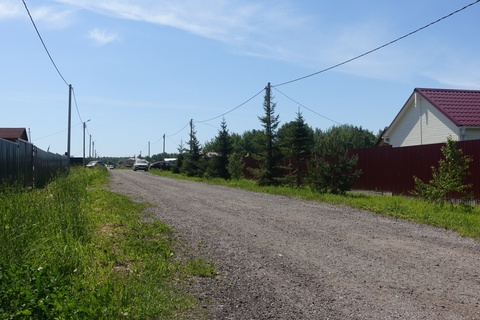 Участок ИЖС рядом С городом, 855000 руб.