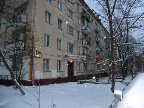 Москва Народного Ополчения 2-х комнатная