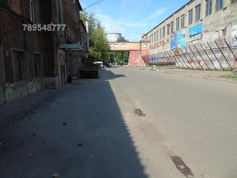 Теплый склад, производство на бывшем заводе «Компрессор», пропускной
