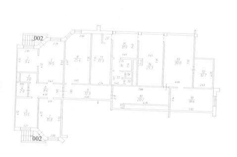 Продам помещение 256,5 кв.м. в г. Красногорске ул. Строительная 3а