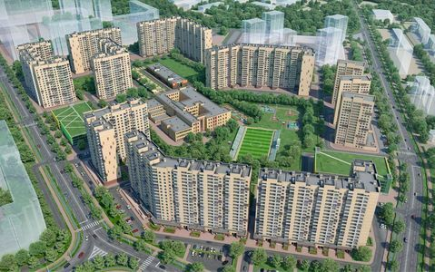 Мытищи, 1-но комнатная квартира, пр-т Астрахова д., 3273362 руб.