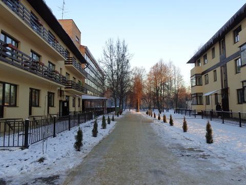 """3-комнатная квартира, 70 кв.м., в ЖК """"Зеленый город"""""""