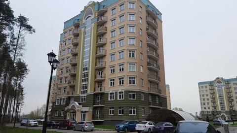 3-комн. кв. 126м2, ЖК «Новорижский»