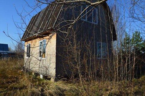 Продаётся дача 40м2 на участке 7 соток в СНТ Бояркино, д.Рыбаки