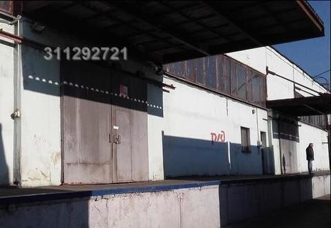 Холодный склад -2000 кв.м. -. м/м. Потолки 11 м. Полы бетон. Пан