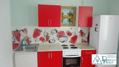 Сдается 1-комнатная квартира в пос. Красково в пешей доступности к ж\д