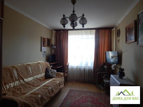 Двухкомнатная квартира 46,5 кв.м. п.Тучково