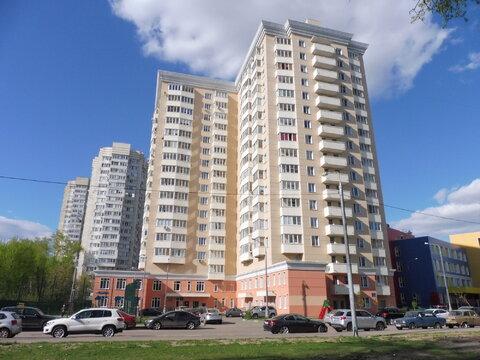 Продается 2 ком кв-ра в новом доме 3-я Филевская ул, д 6к2