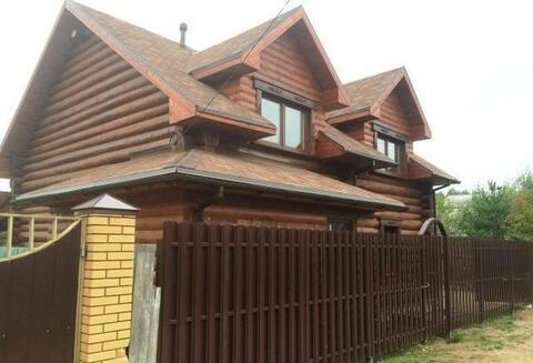 Продается 2 этажный дом и земельный участок в г. Пушкино, п. Братовщин