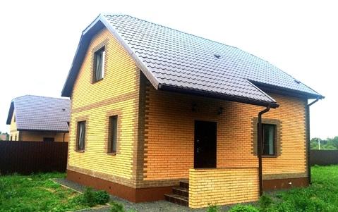 Жилой Дом 120 кв.м. на 10 сотках, кп « Курганье Классик»