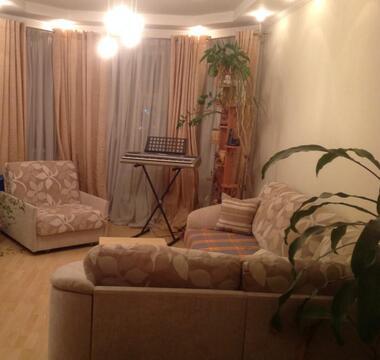 3-к квартира, 78.2 м2 м.Люблино, ул.Верхние Поля 40к1