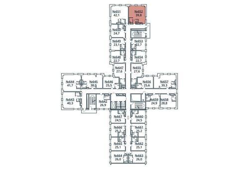 Москва, 1-но комнатная квартира, ул. Радиальная 6-я д.7, к 35, 4501618 руб.
