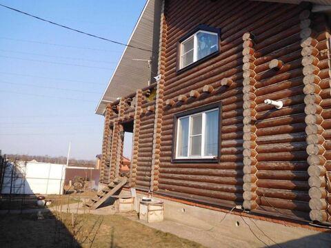 Дом 240 кв.м. на 19 сот. г.о.Домодедово, д. Павловское за 12 млн.р.