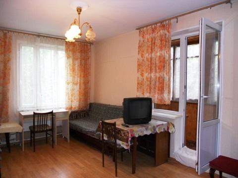 Однокомнатная квартира в Бибирево. Длительно
