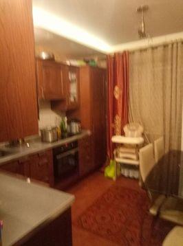 Продам 3-х комнатную квартиру с евроремонтом в Трехгорке