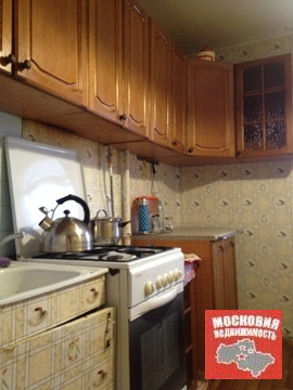 Двухкомнатная квартира в Пушкино.