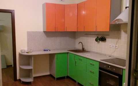 2-комнатная квартира, 64 кв.м., в ЖК на улице Солнечная