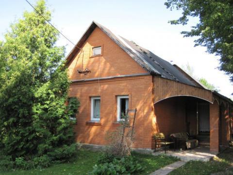 Кирпичный дом 120 кв.м на большом участке 28 соток, ИЖС