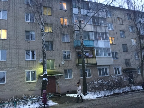2-х комн. квартира 1/5 ул.Кузьмина, 34.