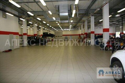 Аренда помещения пл. 1500 м2 под производство, автосервис Марушкино .