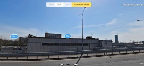 Произв-складское здание 1660 м2 на 1-й Магистральной 29а