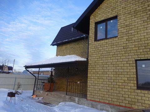3 эт. дом 230 кв.м. в д. Паниково Серпуховского района