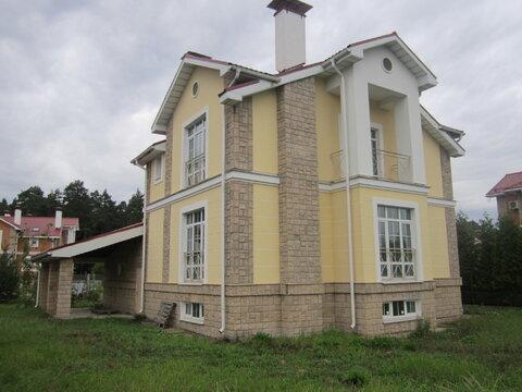 Продается загородный коттедж в г. Пушкино в элитном поселке