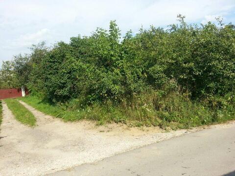 Земельный участок 6 соток в деревне Анискино 18 км от МКАД