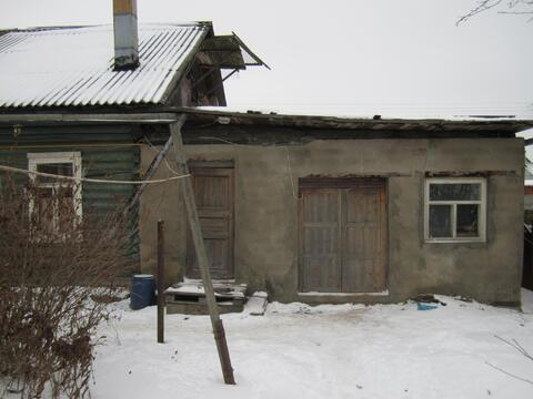 Продам участок с частью дома в Домодедово