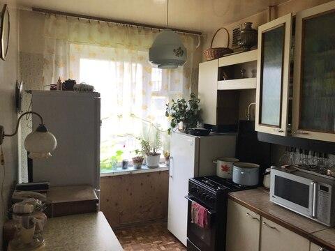Продаётся трёхкомнатная квартира в привокзальном