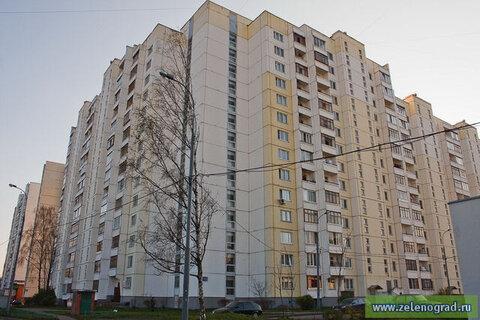 Продам 2-х комнатную в Зеленограде