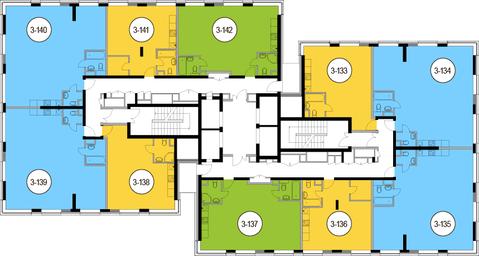 Москва, 2-х комнатная квартира, Головинское ш. д.10, 10934000 руб.