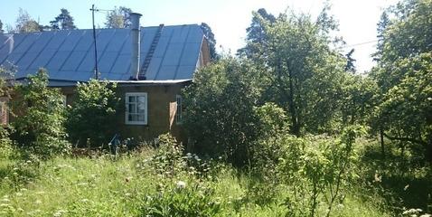 Продается дом и земельный участок в г. Пушкино, м-н Заветы Ильича