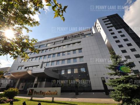 Сдается офис в 12 мин. пешком от м. Ленинский проспект