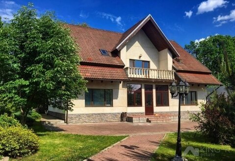 Аренда коттеджа 250м2 участок 20 соток в 40 от МКАД по Новорижскому ш.