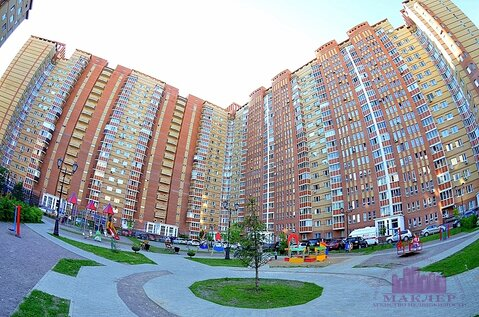 "1-комнатная квартира, 42 кв.м., в ЖК ""Гусарская Баллада"""
