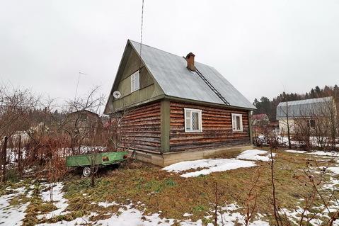 Дача 120 кв.м на участке 6,1 сот, 1 км до пляжей Истринского вдхр.