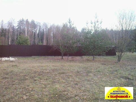 Участок 500 соток 2 км от гор. Егорьевска Моск. обл.