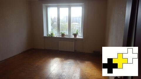 Квартира площадью 34,5 кв.м. в Зеленограде