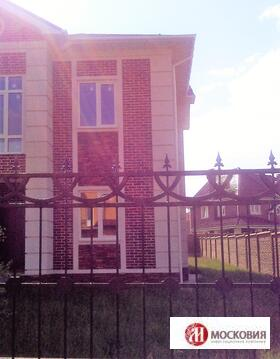 Готовый дом 216 кв.м, уч. 9 с, ПМЖ, Новая Москва 25 км Калужского ш., 14500000 руб.