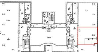 Аренда Офис 126 кв.м.