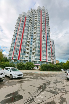 "2-комнатная квартира, 62 кв.м., в ЖК ""Миллион Алых Роз"""