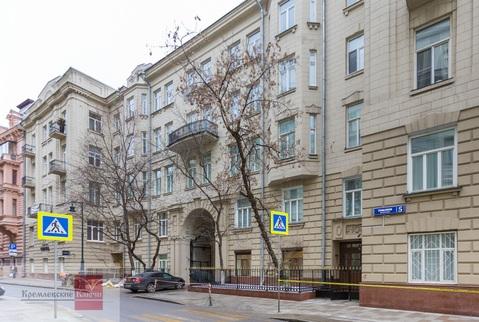 14-к квартира, 558 м2, 3/6 эт, Романов пер, 5