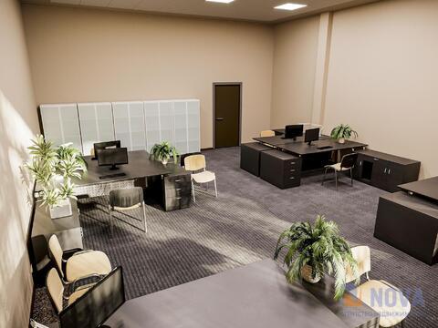 Качественный офис с отделкой,134 м2