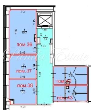 Офис по адресу г.Москва, ул.Долгоруковская, дом 4а. (ном. объекта: .